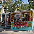 Gift Shop In Key West by Carol Ailles