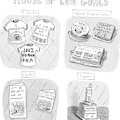 Gifts From The House Of Low Goals by Roz Chast