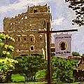 Gillette Castle East Haddam Connecticut by Christine Hopkins