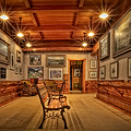Gillette Castle Gallery Room by Susan Candelario