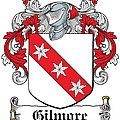 Gilmore Coat Of Arms Irish by Heraldry