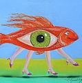 Ginger Fish by R Neville Johnston