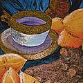 Ginger Lemon Tea 2 By Jrr by First Star Art