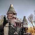 Gingerbread Castle by Jeffrey Miklush