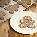 Gingerbread Cookies by Juli Scalzi