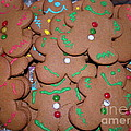 Gingerbread Cookies by Living Color Photography Lorraine Lynch