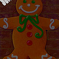 Gingerbread Greetings by Debra     Vatalaro