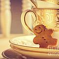 Gingerbread Man by Amanda Elwell
