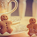 Gingerbread Men by Amanda Elwell
