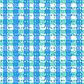 Gingham Glyphs by Bill Owen