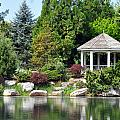 Ginter Gazebo by Gail Butler