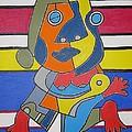 Gipsy Woman by Daniel Burtea