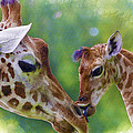 Mom And Me by Don Kuing