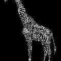 Giraffe Is The Word by Heather Applegate