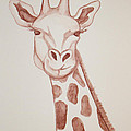 Giraffe by Rick Huotari