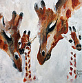 Giraffes - Oh Baby by Barbie Batson