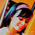 Girl Au Gogo by Jesse Ciazza