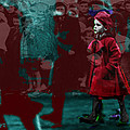 Girl In The Blood-stained Coat by Seth Weaver