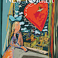 New Yorker February 14th, 1994 by Javier Mariscal