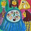Girls Night Out by Diane Pape