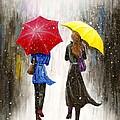 Girlfriends by Kume Bryant