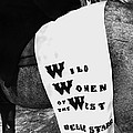 Girl's Demand Excitement Homage Helldorado Days Tombstone Arizona  1931-1980 by David Lee Guss