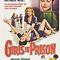 Girls In Prison, Us Poster, Joan by Everett