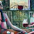 Girls Party by Elisheva Nesis