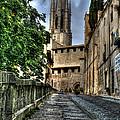 Girona Spain by Isaac Silman