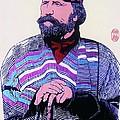 Giuseppe Garibaldi by Roberto Prusso