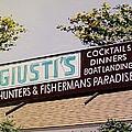 Giusti's In The Sacramento San Joaquin Delta by Paul Guyer