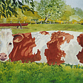 Give Me Moooore Shade by Mary Ellen Mueller Legault