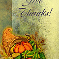 Give Thanks I by Debbie Portwood