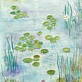 Giverny Dreaming by Barbie Corbett-Newmin