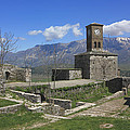 Gjirokaster Castle Albania  by Ivan Pendjakov