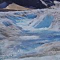 Glacial Meltwater 2 by Mo Barton