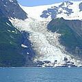 Glacial Spillover by Lew Davis