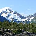 Glacier 4 by Lew Davis