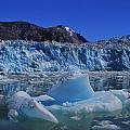 Glacier And Ice by Mo Barton