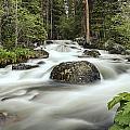 Glacier Creek by Lee Kirchhevel