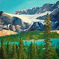 Glacier by Ellen Canfield