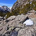 Glacier Gorge Ahead by Robert VanDerWal