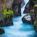 Glacier Gorge by Inge Johnsson