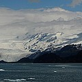 Glacier In Prince William Sound by Laura Lowrey
