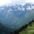 Glacier Mountain by Carol Groenen