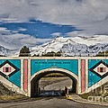 Glacier National Park East Gate by Jerry Fornarotto