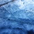 Glacier Of Glass by David Broome
