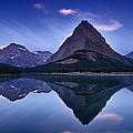 Glacier Park Reflection by Andrew Soundarajan
