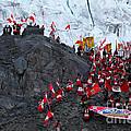 Glacier Pilgrimage Quyllur Riti Festival by James Brunker