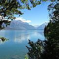Glacier Reflections by Jennifer Braxton